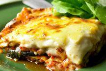 Recipes - Pasta & Rice