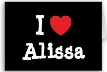 ❤️Alissa  :D  / by Alissa's Mommy