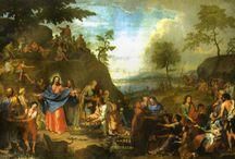 Bartolomeo Letterini / Ancient art, ancestors