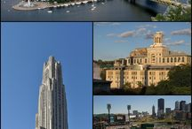 Pittsburgh, PA / by Amy DiGiulio