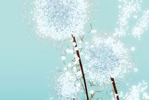 Flores / Beautiful Flower Paintings