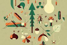 graphics // illustrations