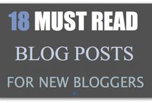 Blogging Info. / by Teresa Pannell