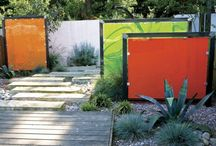 palissade jardin