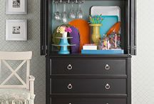 Organization/Storage / by Maegan Ellis