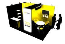 Trade show stands design