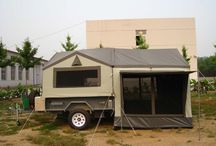 Trailers tent