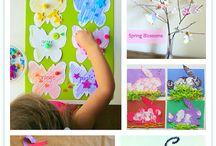Kids crafts / by Audra Welch