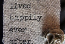 burlap lace stencil / have fun and personalize your project!