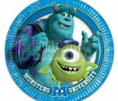 Monsters University Party Supplies / Monsters Inc, new film,new partyware - Invite Mike & Sulley to your Monsters University party this year.