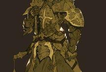 Heavy Knights
