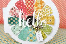 Everyday Cards and Crafts / Inspiration for everyday greetings, just because cards and more.