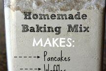 Mix till pannkakor mm / Mix