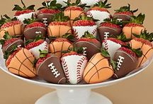 Sports Themed Parties / by Tracy Bolek