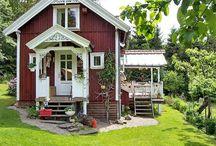 Házak és kertek szimbiózisa
