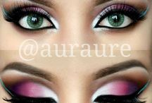 Make-up / by Baked At Weezy's