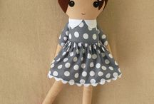 handmade dolls / by H B