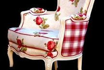 poltroncine shabby