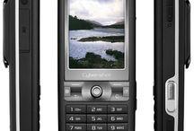 Moje stare telefony