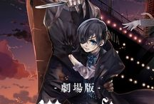 Anime black butler