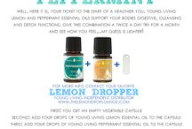 Young Living Oil Therapy / by Nicole Howerton