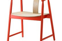 Things We Love... Bright Chairs / #realestate #design #bright #chairs