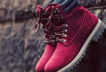 Timberland and other cool boots