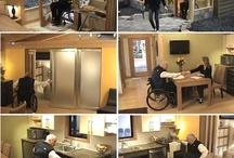 Wheelchair friendly designs