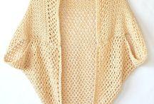 Crochet items to wear
