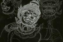 Thai festészet