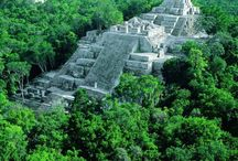 Where... / Ancient Maya cities being researched from 1900-1950 / by Lila Wetherwax