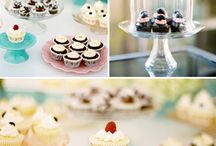 wedding - cup-cakes / by Robin Dee Lapperts