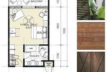 Unit layouts