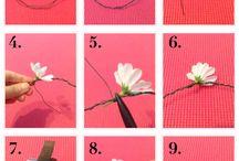 květinové věnce