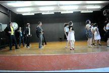 Tänze und Choreografien