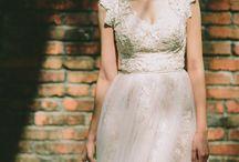 Blush + hipster wedding