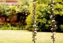 No balanço do amor.... / Balanços decorados e inspiradores