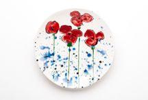 Fiori / Handmade ceramics by the finest Italian artisans.