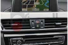 BMW X1 F48 / Installazione navigatore touch screen aftermarket ed interfaccia usb video su BMW X1 F48