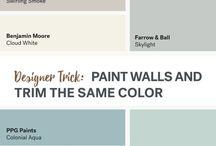 Paint/decorating