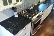Kitchen remodel / by Kayla Woods