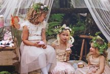 Enchanted Photography Ideas for Little Girls