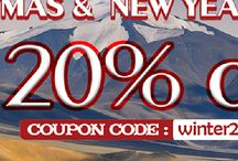 Discount and Last Minute Deal! / Discover Mongolia's Discount INFO!