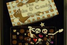 My Chocolate Box Art / by Candace Jedrowicz