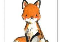 fox and love