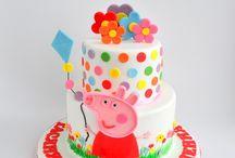 Тортики / Украшение тортов