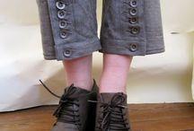 Fashion / foot / by Sanae H
