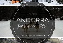 ♡ andorra travel