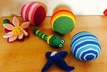 handmade crochet / χειροποίητες πλεκτές κοδουνίστρες!