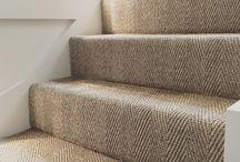 Stair runner carpet